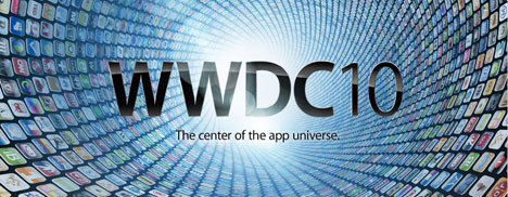 Apple Worldwide Developer Conference 2010 WWDC10 - app univers