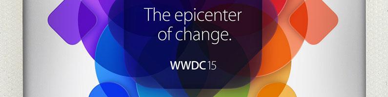 Was ist das Epizentrum des Wandels bei der Apple WWDC15 Keynote?